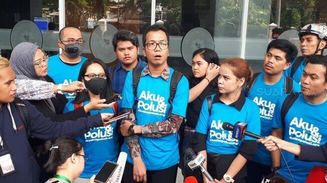 Resmi! Jokowi Digugat ke Pengadilan karena Udara Jakarta Kotor