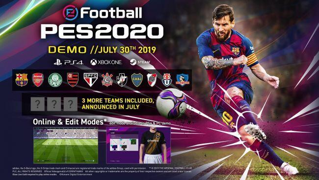 PES 2020 Terbaru Akan Bernama eFootball