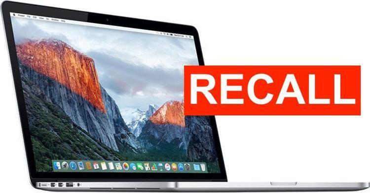 Apple mengumumkan Recall untuk MacBook Pro. Ada masalah serius di Baterai