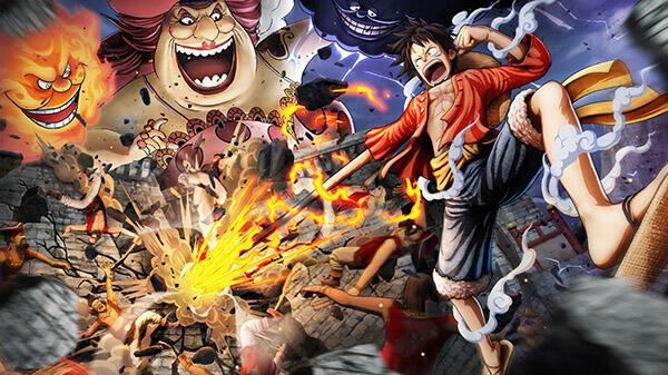 Game ONE PIECE : Pirate Warriors 4 Siap Rilis