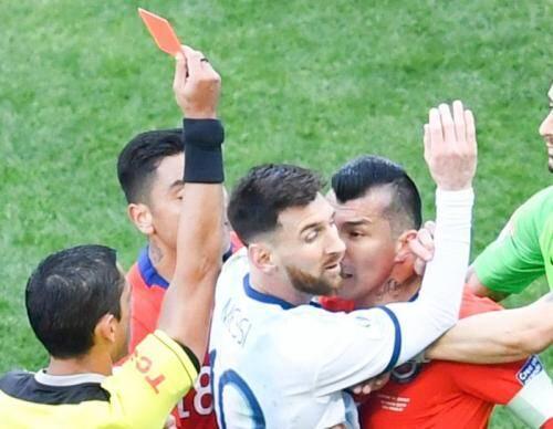 Messi Tolak Medali Perunggu dan Tuduh Copa America 2019 Penuh Korupsi