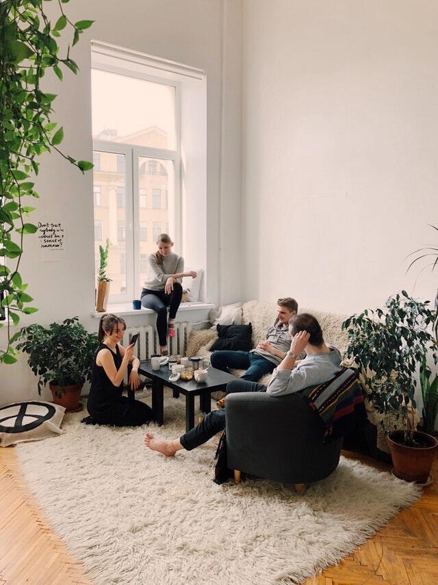 Duh, Desain Interior Ala Skandinavia Terlihat Homy Banget Gan!