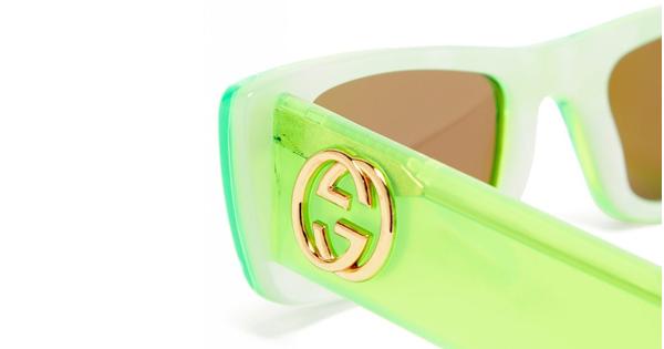 Baru! Kacamata Neon dari Gucci untuk Temani Liburan Musim Panas Sista!