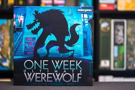 Bukan Permainan Werewolf Biasa - Main One Week Ultimate Werewolf