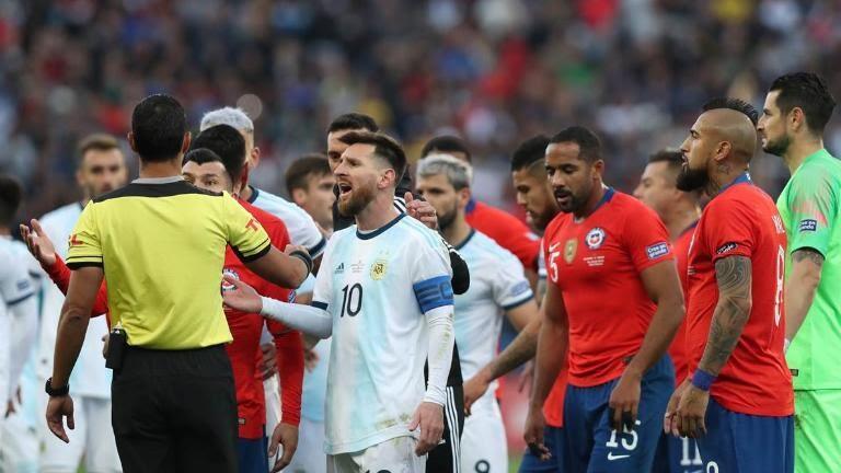 Messi Terancam Tak Bisa Tampil di Piala Dunia 2022 dan Copa America 2020