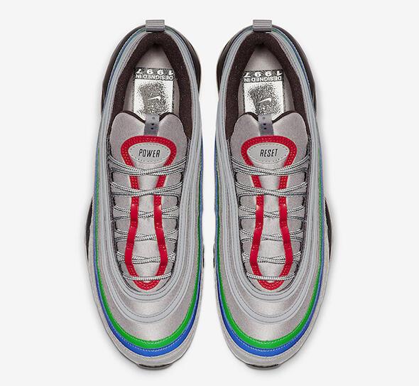 Nike Air Max 97 Ini Terinspirasi dari Nintendo, Kayak Gimana ya Wujudnya?