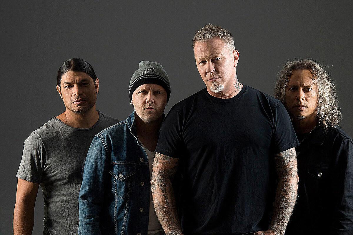 Metallica Bakal Tulis Kisah Perjalanan Mereka dalam Buku Anak-Anak