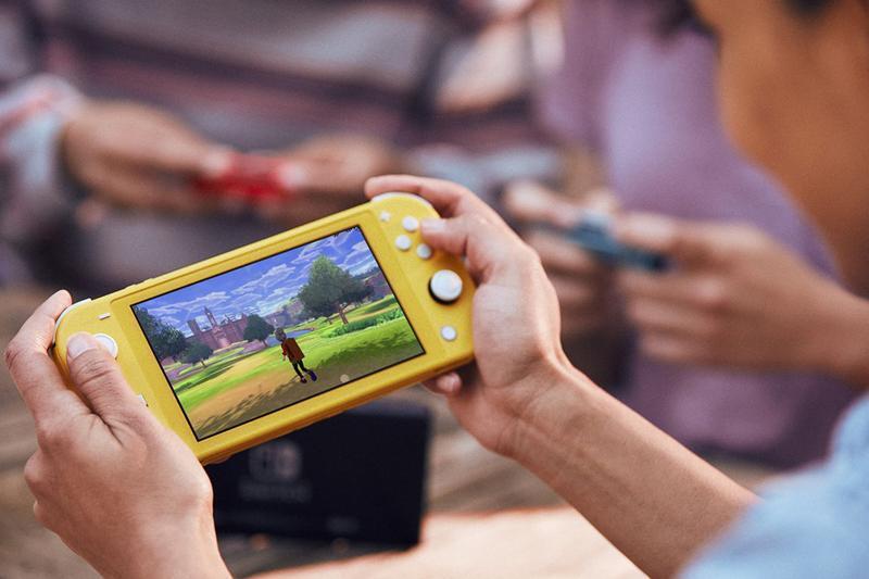 Nintendo Switch Lite, Konsol Terbaru Nintendo