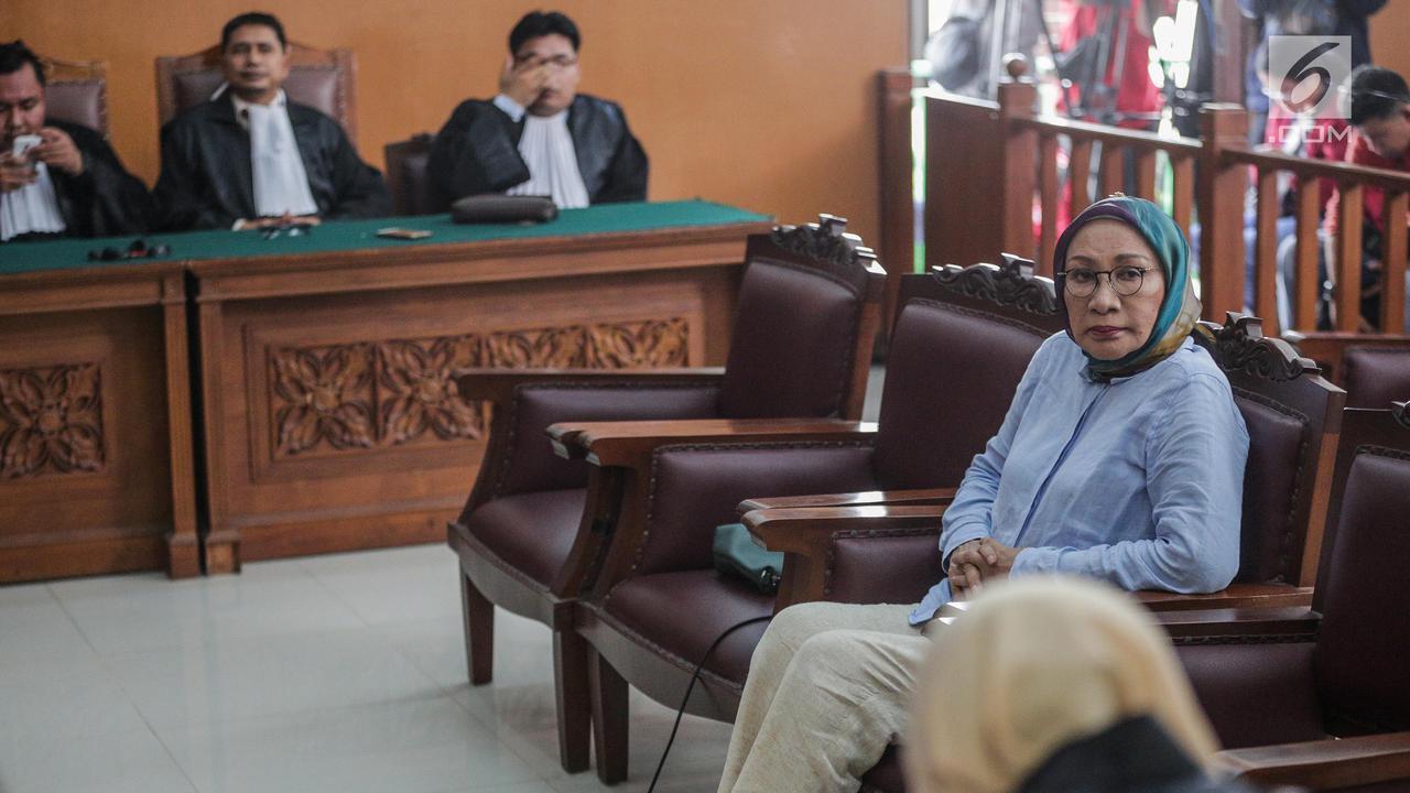 Akhir Drama Kebohongan Ratna Sarumpaet