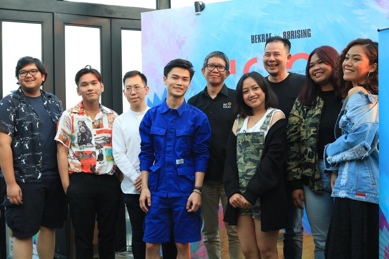 TOP 5 Finalist ICINC Siap Masuki Pasar Musik Global!
