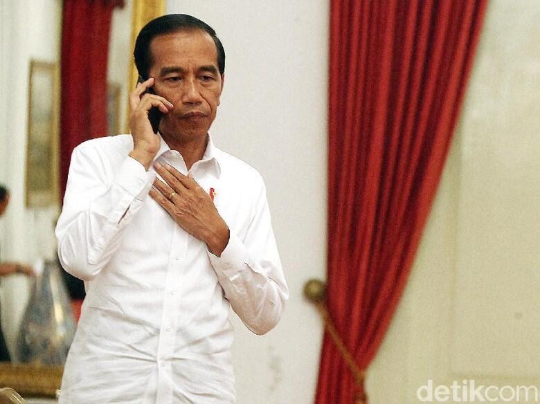 Bocoran Reshuffle Kabinet Jokowi