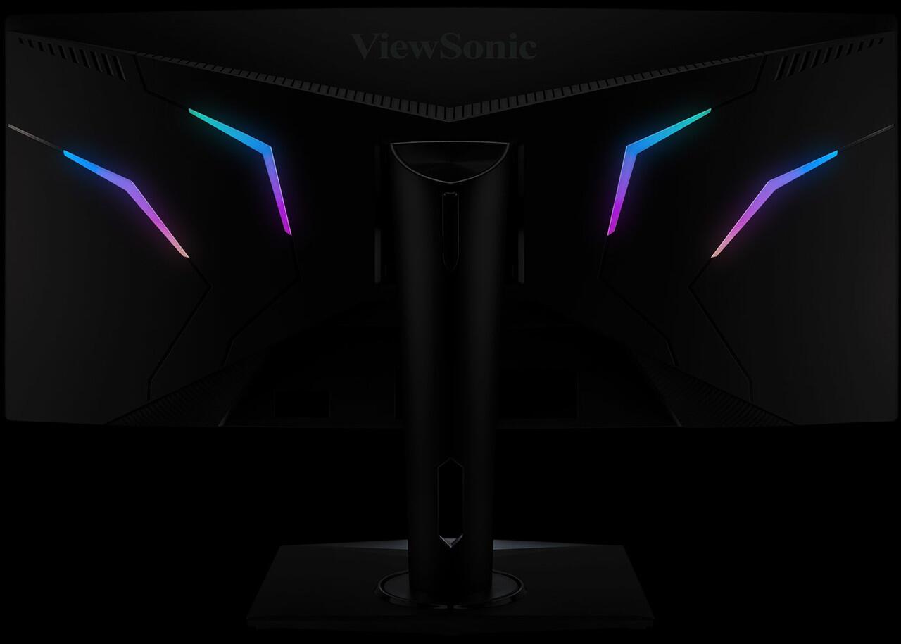 ViewSonic XG50R-C, RGB Curved Monitor Gaming