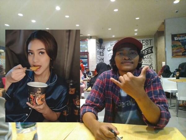 Ngebet Foto Bareng Anya Geraldine, 10 Editan Fans Ini Bikin Ngakak!