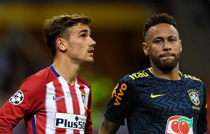 Adakah kemungkinan neymar kembali ke Barcelona usai kedatangan Griezmann?