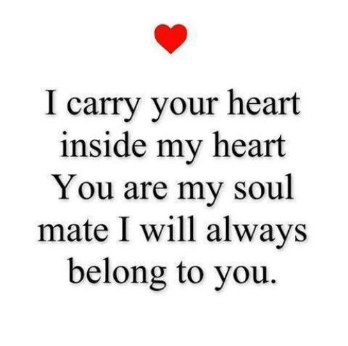 My Heart Always Belongs to You