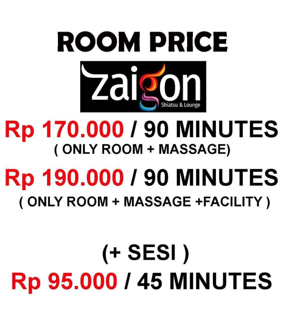 Zaigon Shiatsu & Lounge