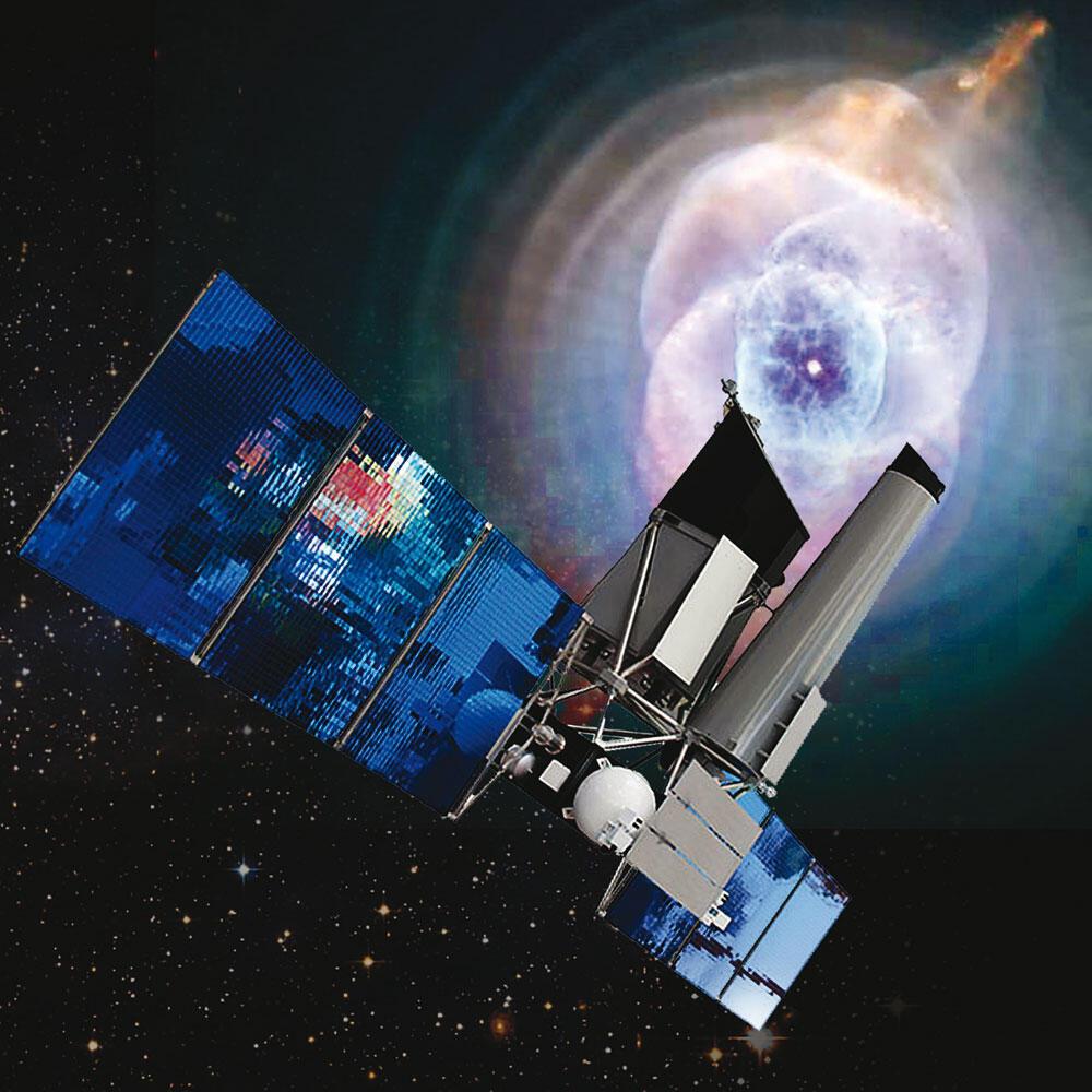 Observatorium Luar Angkasa Spektr-RG Berhasil Diluncurkan