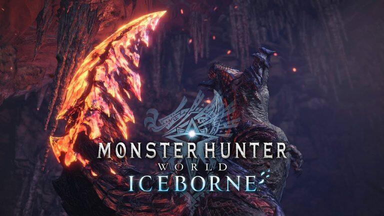 Glavenus dan Zinogre Akan Hadir di MHW: Iceborne