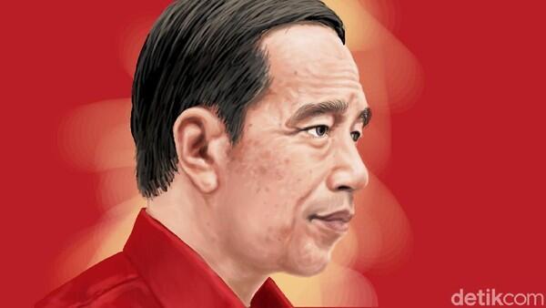 Pidato Lengkap Jokowi Soal Visi Indonesia