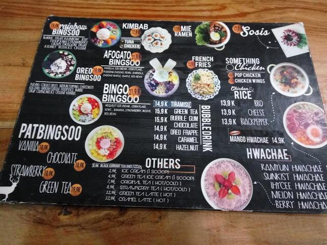 Menyegarkan Dahaga di Kedai Kecil ala Korea!