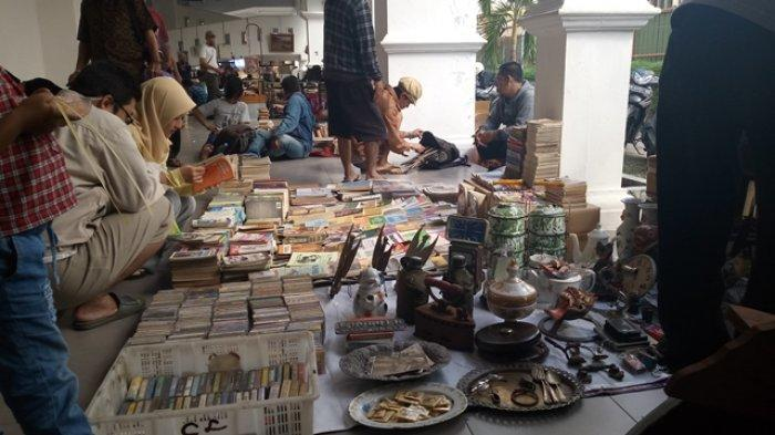 Berburu Barang Langka di Pasar Kangen Jogja