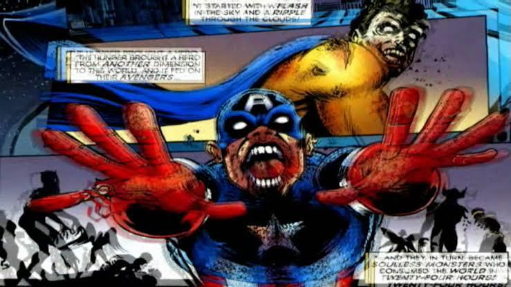 6 karkater komik Marvel yang sebaiknya jangan dibuat Live action oleh Marvel Studios