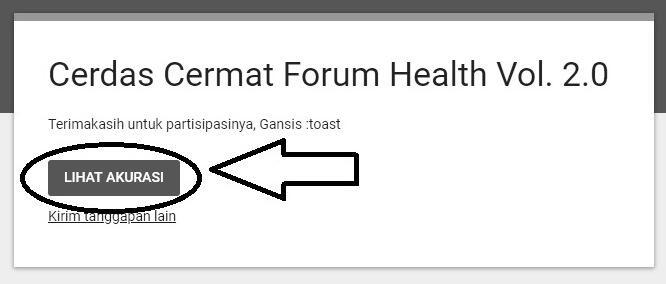 [COC] Cerdas Cermat Forum Health Vol. 2.0