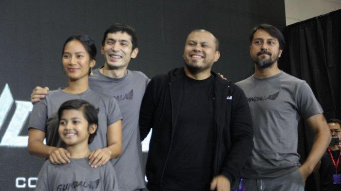 "Kapolri Tito Karnavian Menyambut Positif Film ""Gundala"""