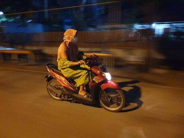 Menyamar Jadi Wanita Berjilbab dan Berdaster, Polisi Tangkap 3 Begal