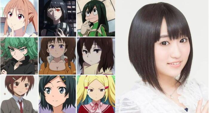 Inilah Anime Seiyuu Paling Populer Menurut Charapedia