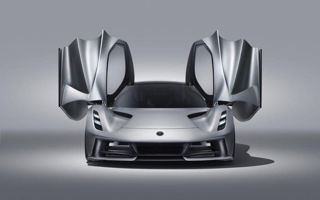 Lotus Evija, Mobil Listrik Tercepat Dari Lotus