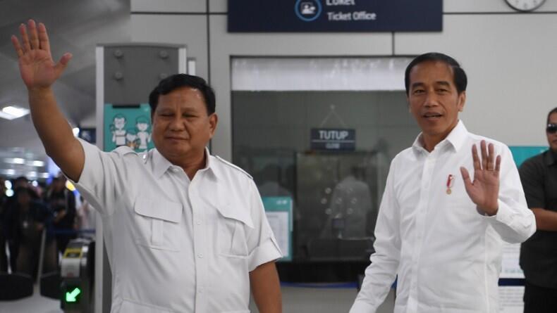 Gerindra: Pertemuan Lanjutan Jokowi dan Prabowo Bahas Peluang Gabung Pemerintah