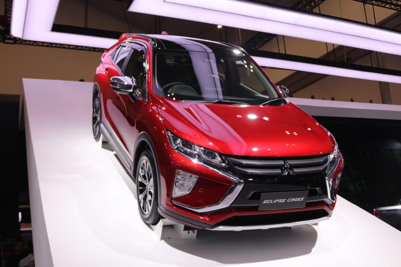 Mitsubishi Motors Manjakan Pengunjung di GIIAS 2019