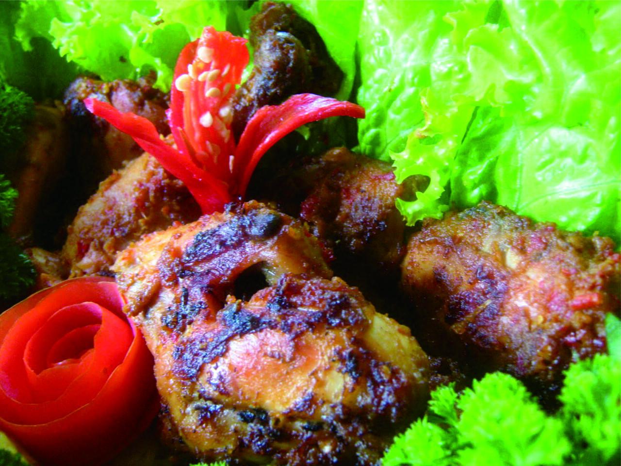 Resep Ayam Bakar Padang Pedas Maknyoss