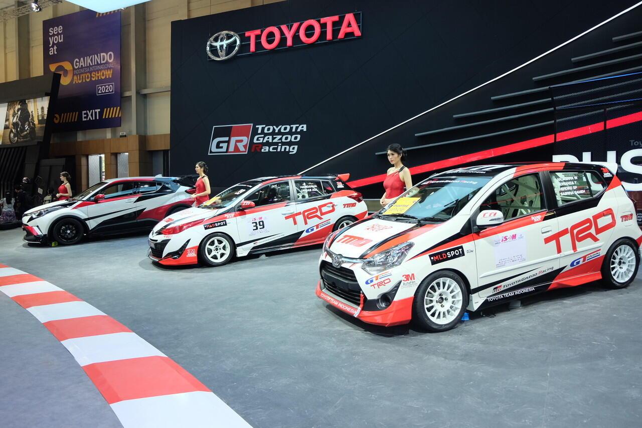 GIIAS 2019 Jadi Momen Toyota Kenalkan 3 Mobil Baru & Tampilkan 9 Dress UP Cars