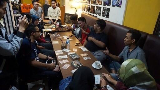 TOP 20 KOMPAK : Warewolf Jawa Timur