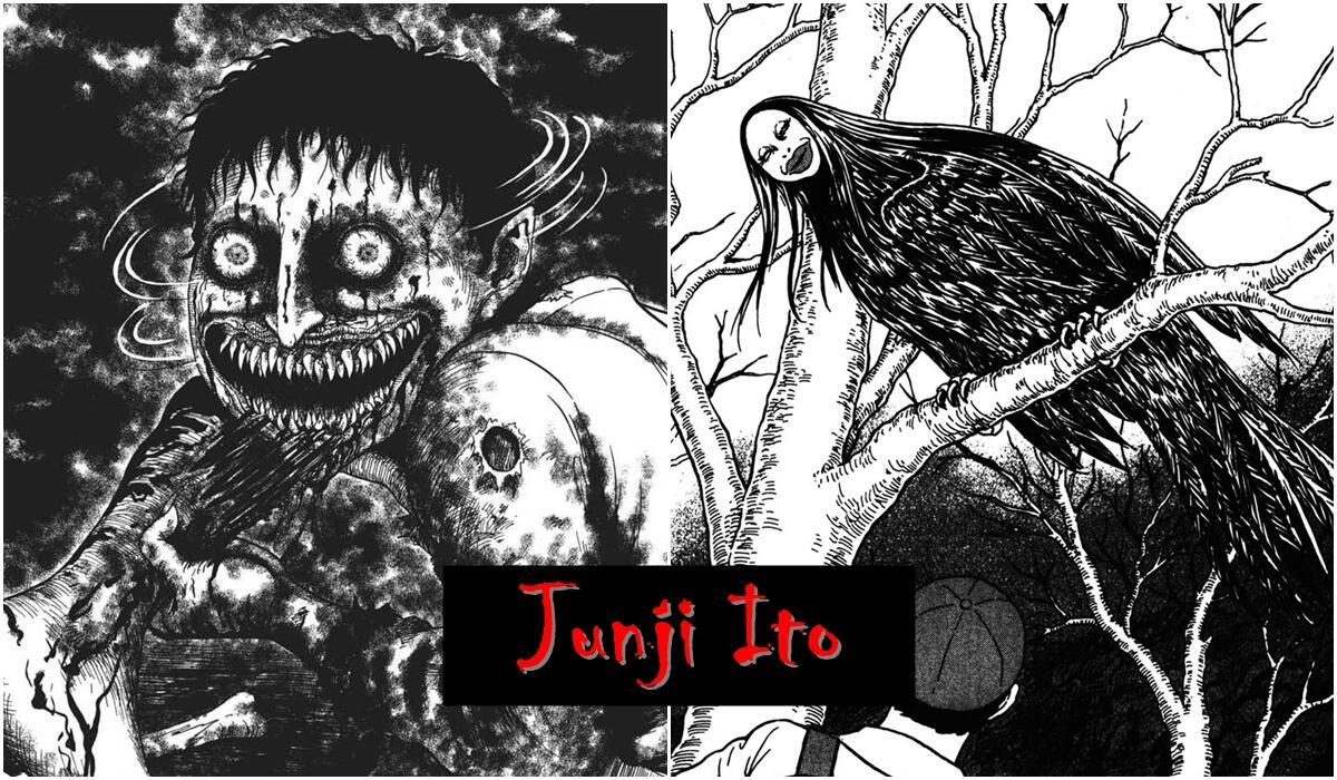 Berbagai Elemen Horor pada Anime dan Manga Horor