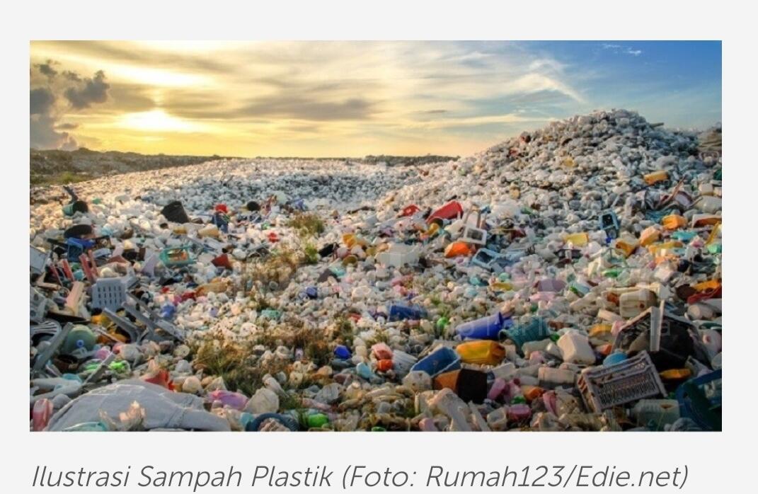 Sampah Plastik, Membahayakan Dan Juga Bisa Membunuh, Waspadalah ... Waspadalah!