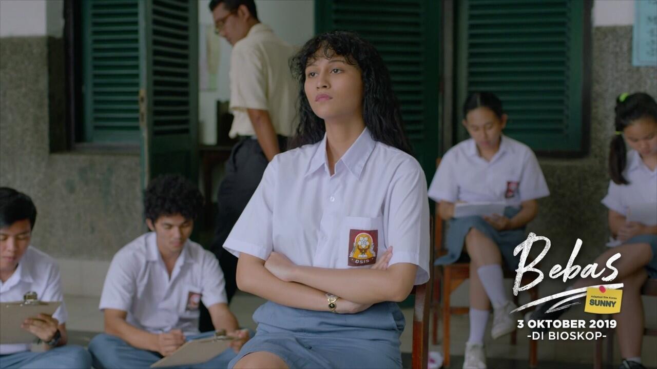 "Pengen Nostalgia Masa SMA? Tungguin Film ""BEBAS"" aja GanSis!"