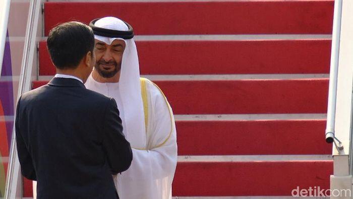 Ini Proyek Rp 136 T yang Diteken Jokowi dan Pangeran Abu Dhabi