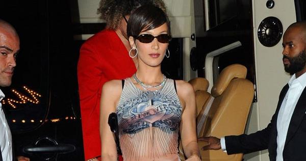 Hati-hati Sobat Misqueen! Outfit Super Mahal Bella Hadid Mencapai 199.900 Dolar!