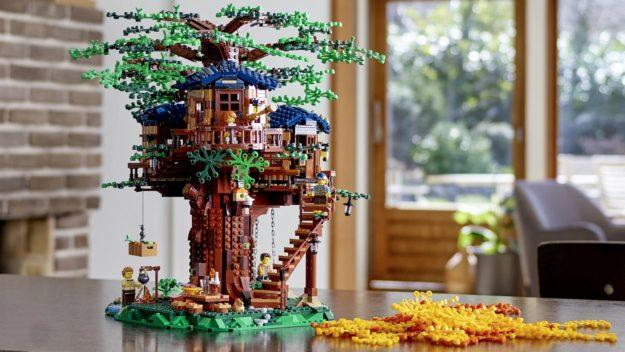Ini Dia Gan, Set LEGO Paling Sustainable yang Pernah Ada!