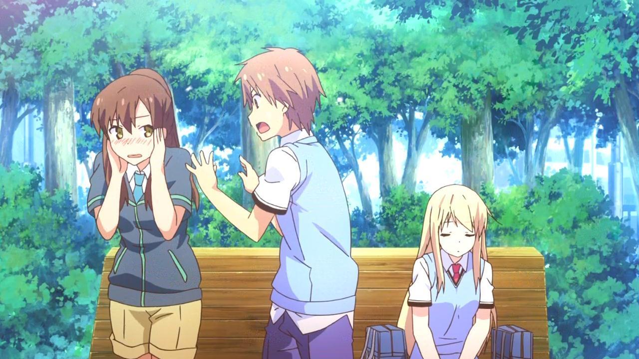 10 Kisah Cinta Tak Terbalas di Anime