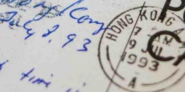Kartu Pos 'Ajaib', 26 Tahun Dikirim Baru Sampai