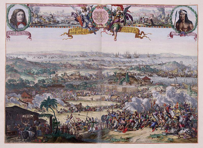 Raja Jawa Kehilangan Pesisir Utara Tahun 1670-1680