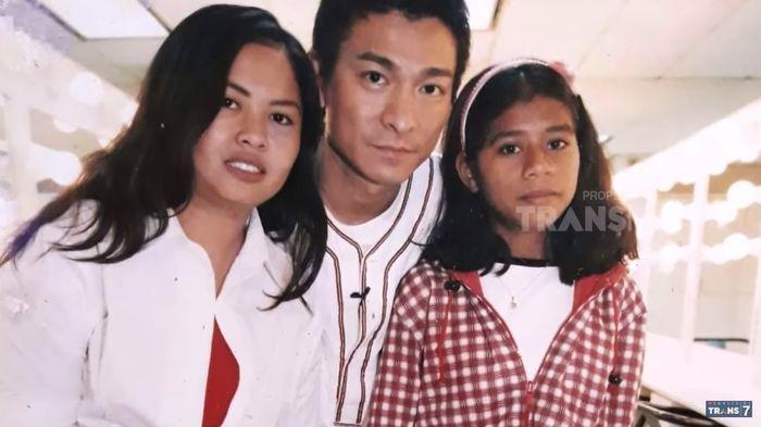 Ternyata Ninuk Anak Angkat Andy Lau, Baru Tau Setelah 22 Tahun Berlalu!