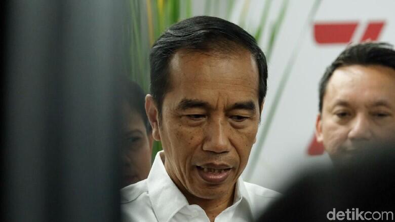 Jakarta Berpolusi, Jokowi Minta Transportasi Berbasis Listrik ke Anies