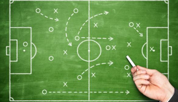 4 Strategi Permainan Sepak Bola Yang Benar Kaskus