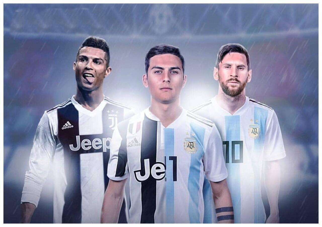 Paulo Dybala Hanya Korban Ronaldo Dan Messi