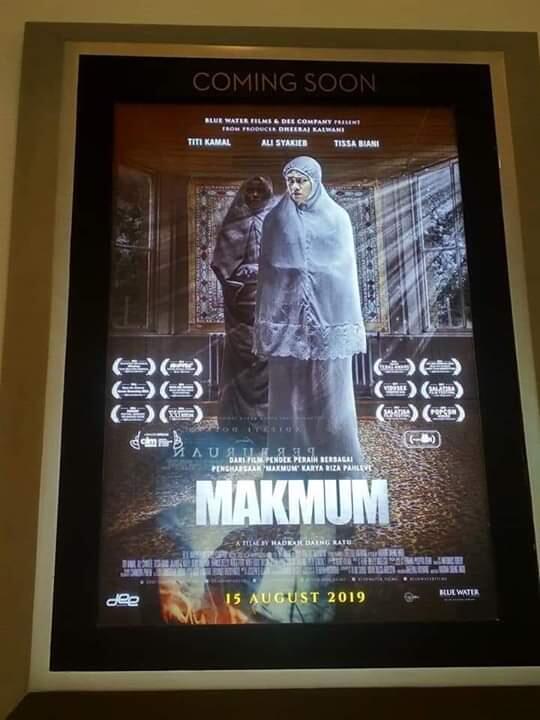 Image Result For Review Film Makmum